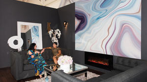 %285a%29 viviana galetto featured home show designer with show guest   photo credit andriana mereuta for business of home