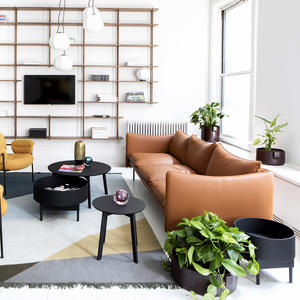Welcome to The Stable, an office featuring—and selling—new designers