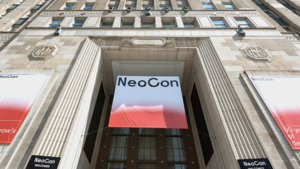 Photo courtesy of neocon building exterior