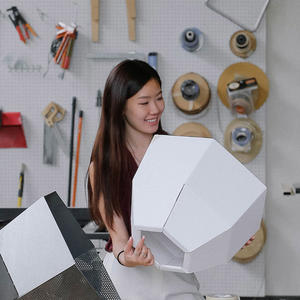 Two students go around the design world in 40 days