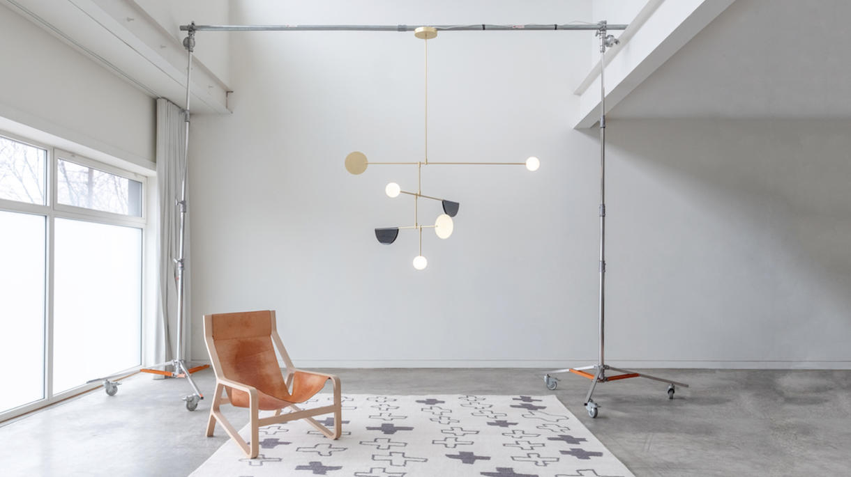Anony phase chandelier studio watson photography by laura warren causton