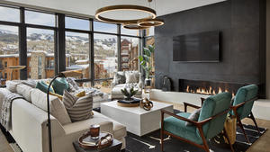 Butera snowmass living room