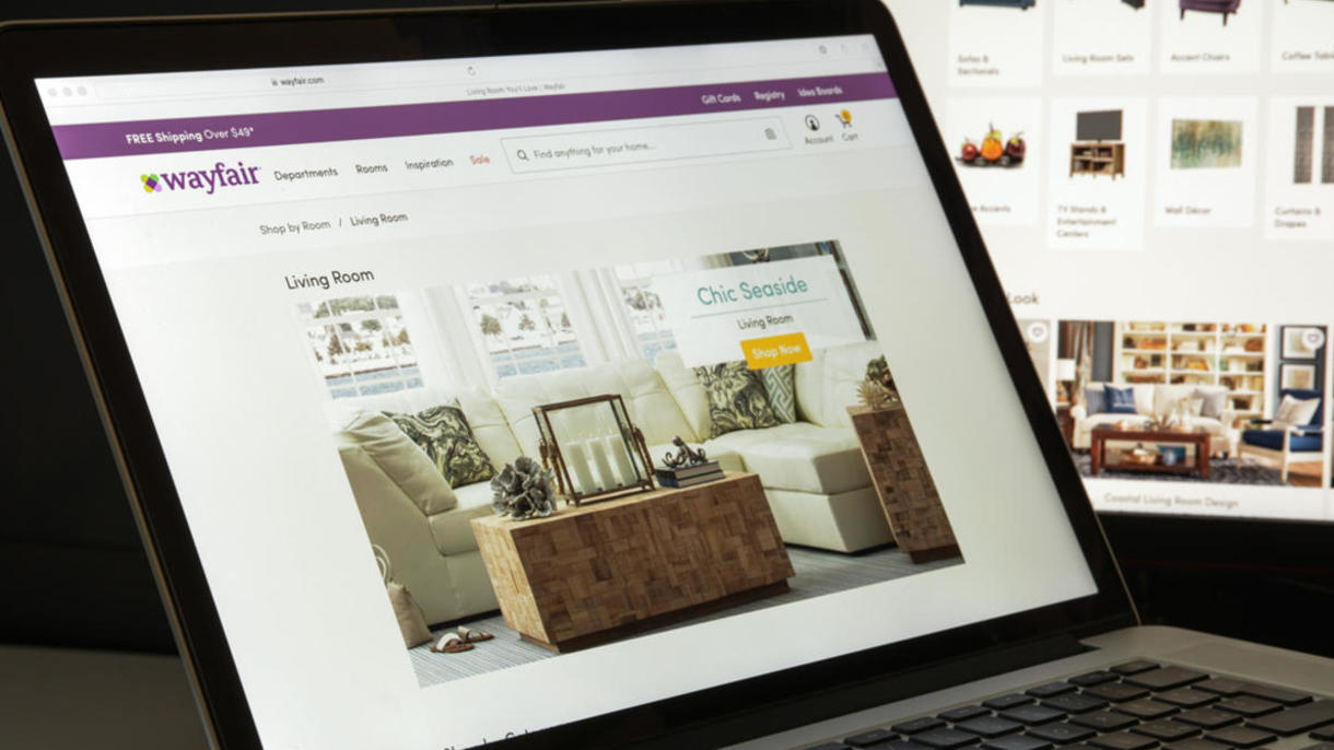 Wayfair laying off hundreds of employees, including dozens in Maine