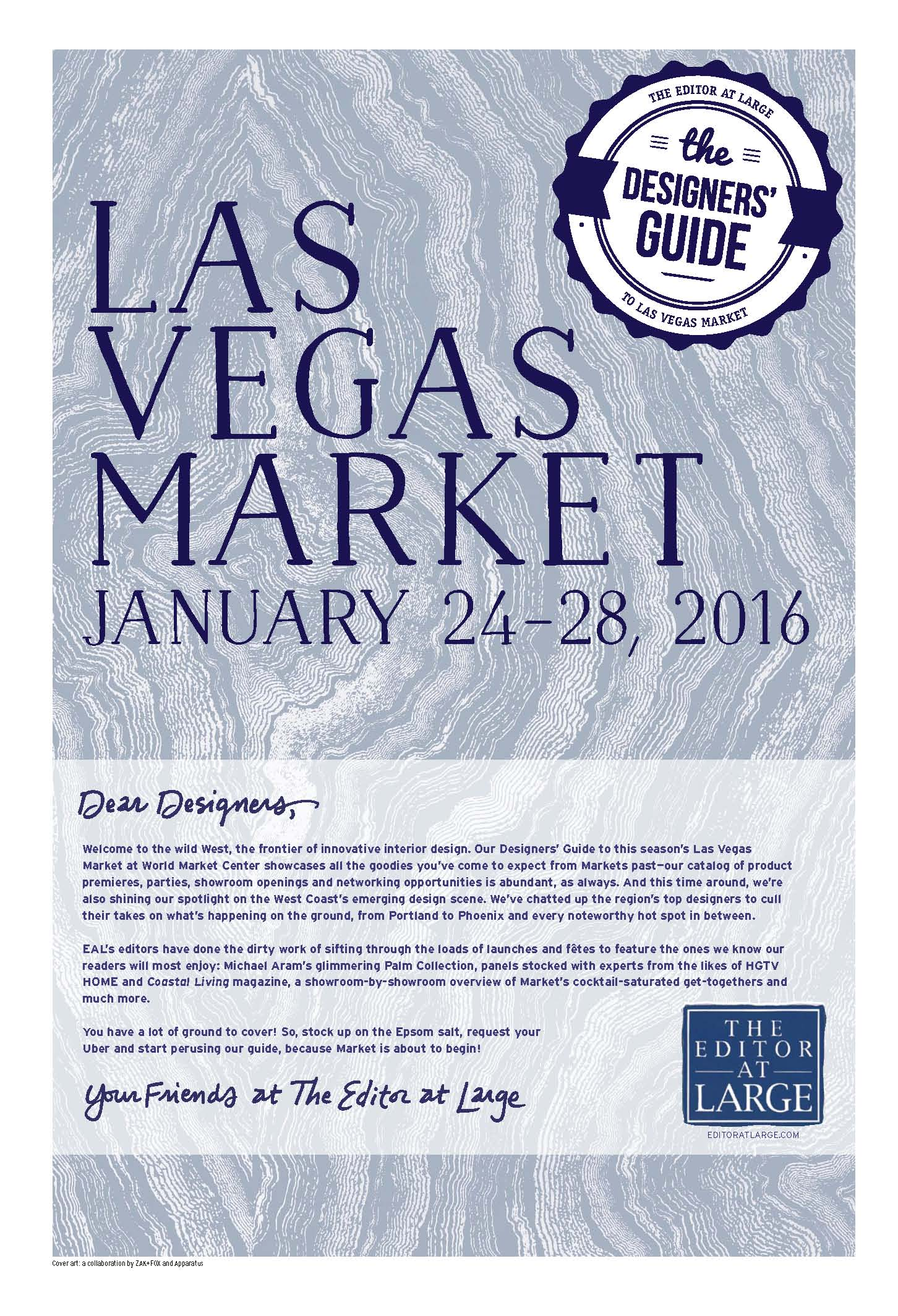 2016 january las vegas guide to market page 1