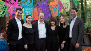 Thompson Traders family hosts designers for Dia de los Muertos