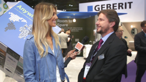 Geberit systems elevate touch-free hygiene