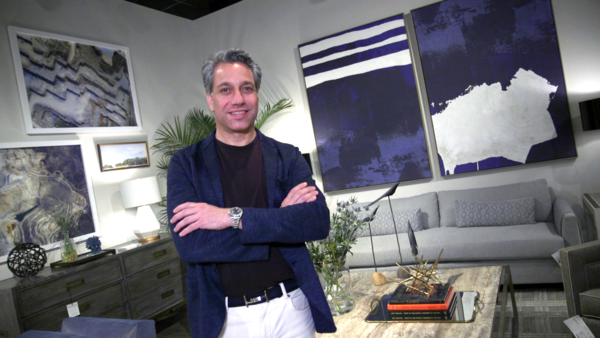 Take a tour of Thom Filicia's home collection