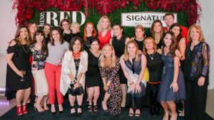 Luxe celebrates inaugural RED Awards