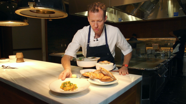 Setting the Table with Chef Ryan Hardy