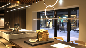 Tour Arclinea's new Paris showroom