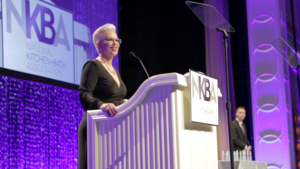 NKBA awards ceremony kicks off KBIS 2019