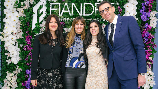 Fiandre unveils first NYC showroom