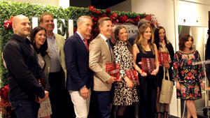 Luxe celebrates RED Award winners