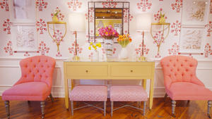 An inside look at Thibaut's High Point Showroom