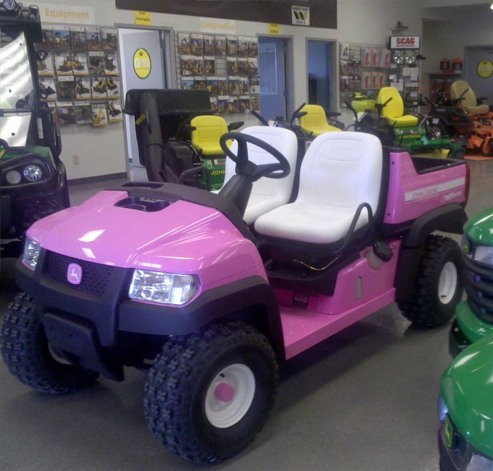 West Side Tractor Sales Co. and Twin City Collision Repair announced the winner of the Pink Gator Fundraiser Oct. 30 at an event in Lafayette, Ind.