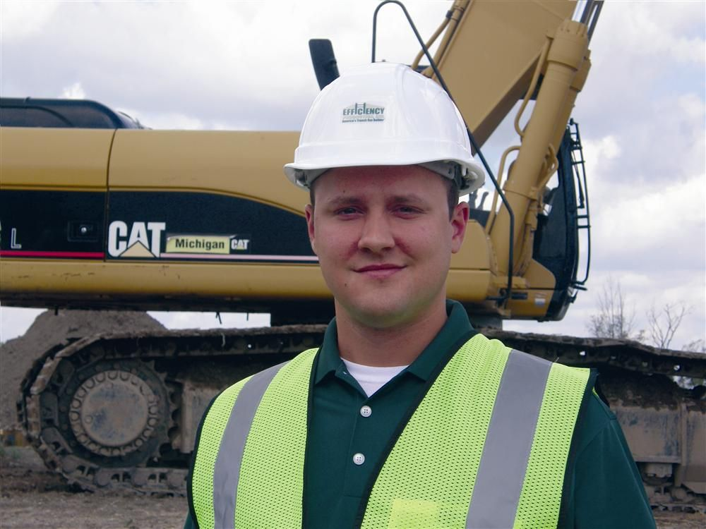 Kevin Vollmer, operations manager, Efficiency Production, will operate the company's first factory-store, Efficiency Shoring and Supply.