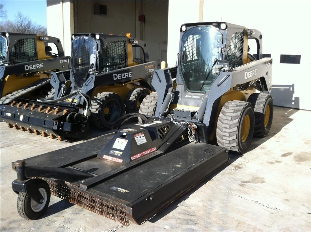 Murphy Tractor & Equipment Co. Inc. has current promotional offers for compact equipment.