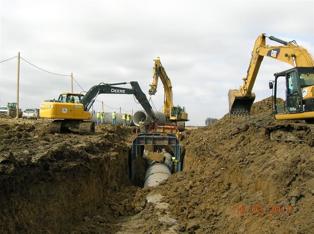 Steve Roberts, The Beaver Excavating Company photo