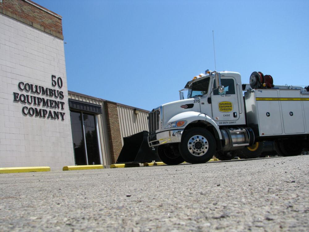 Still headquartered at the original location in Columbus, Ohio, Columbus Equipment Company now serves customers from 10 locations throughout the state, and proudly celebrates 60 years of success in 2012.