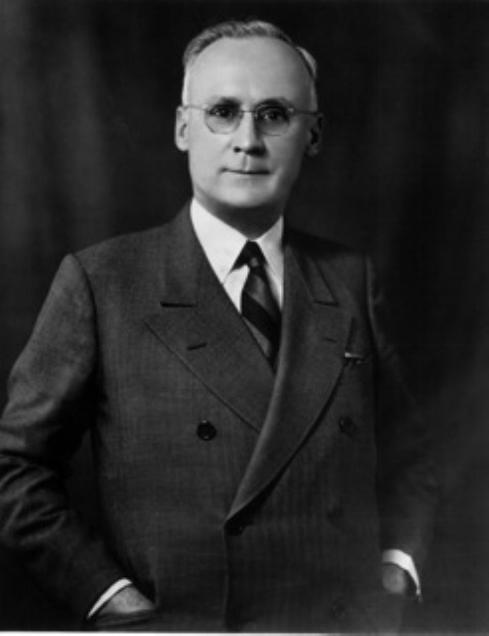 William H. Ziegler, founder and president of William H. Ziegler Co. Inc.
