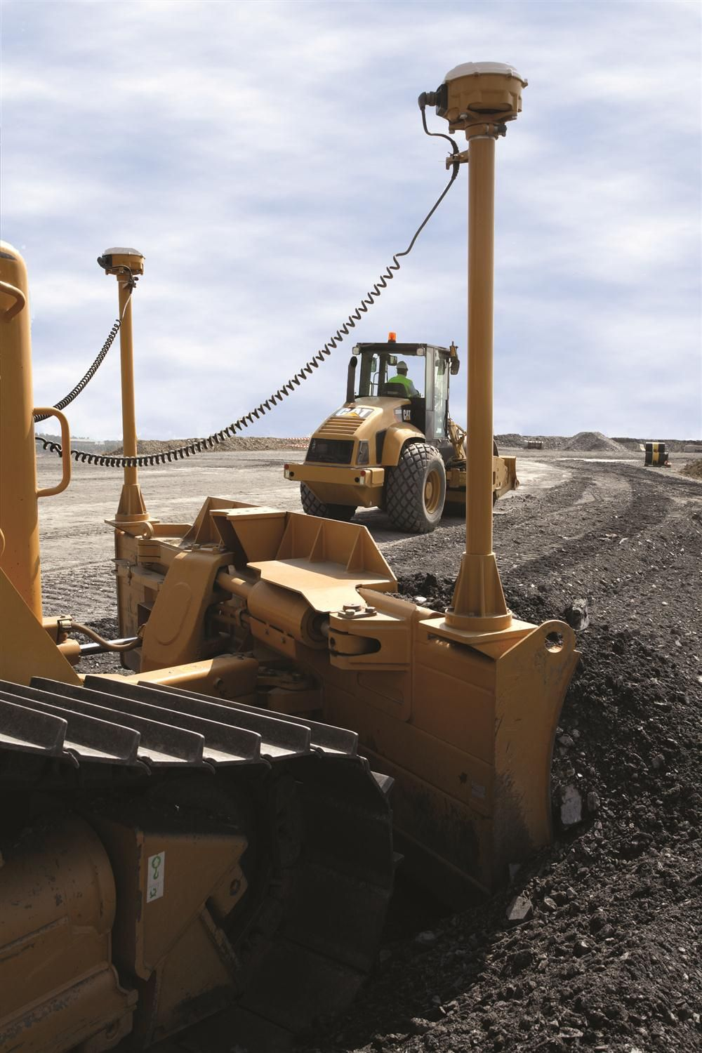 Ziegler became the local leader in GPS based-based survey, earthmoving and finish grading control systems in the early 2000s when it became a Trimble dealer.