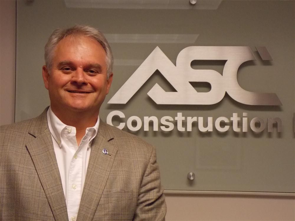 ASC Construction Equipment Appoints Shawn Sweet as Vice