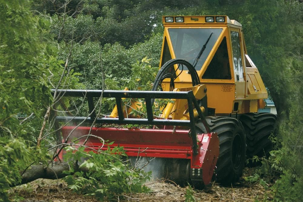 The Geo-Boy brush cutter 4x4 model recently received ROPS and FOPS certification.
