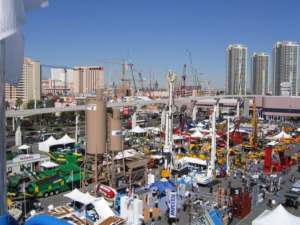 Equipment Hunters Strike It Rich at ConExpo 2005