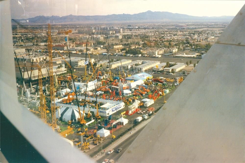 A Look Back at ConExpo '93: More Than 96,000 Attend  in Vegas