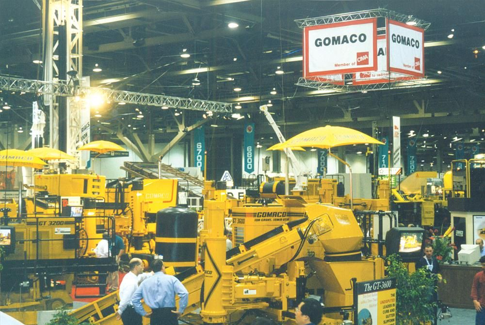 ConExpo '99 Highlights the Best, Brightest
