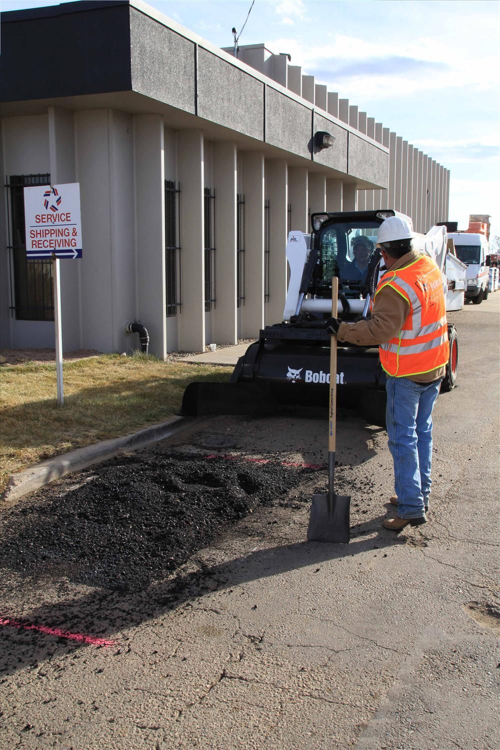 Asphalt preservation tools system will be beneficial to asphalt paving contractors and road repair crews at all levels of government for repairing potholes and other surface defects like cracks, deteriorating surfaces and frost heaves that develop in stre