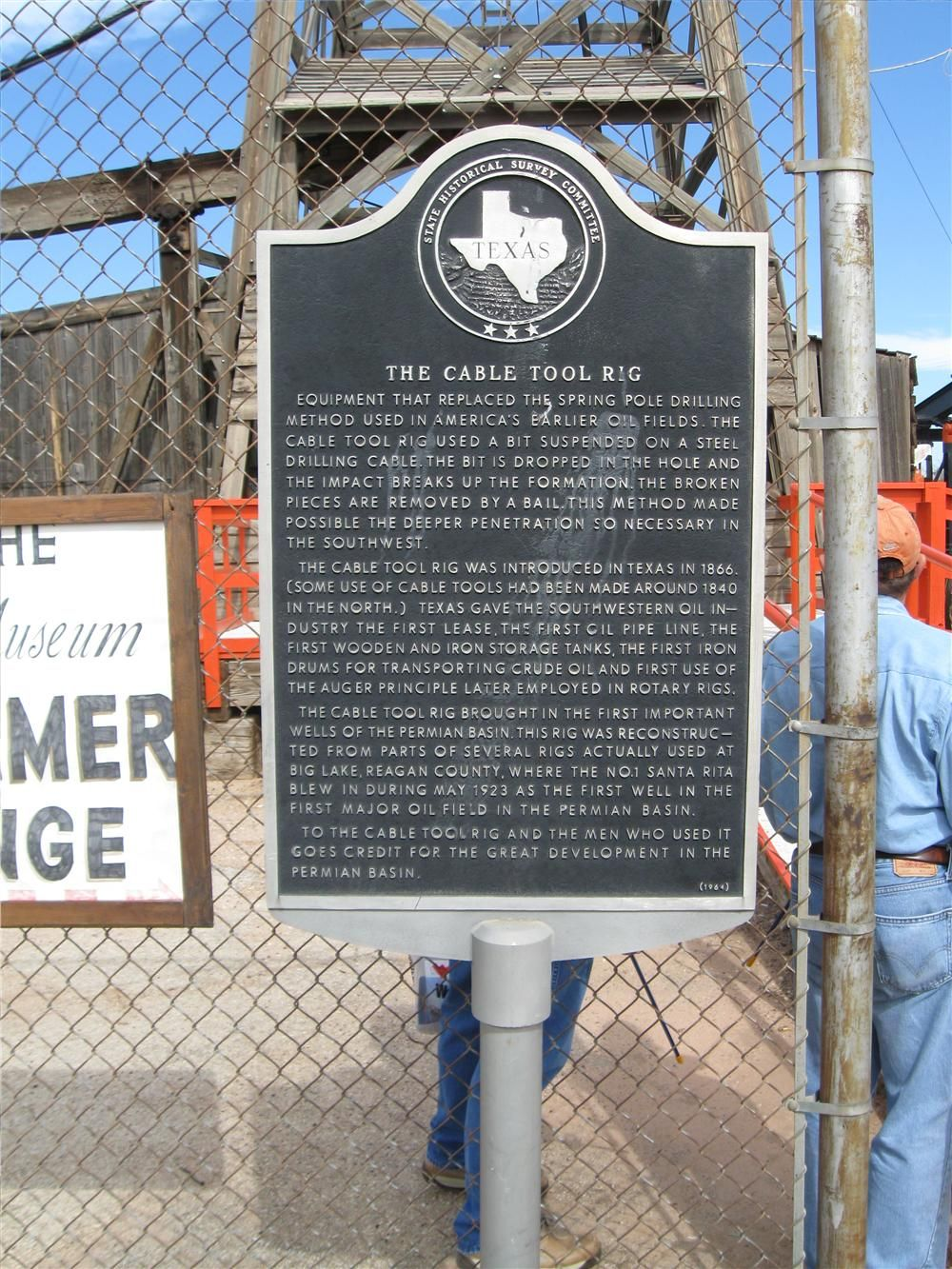 The Permian Basin International Oil Show Inc. not only showcased the latest technology, it also honored the industry's past.