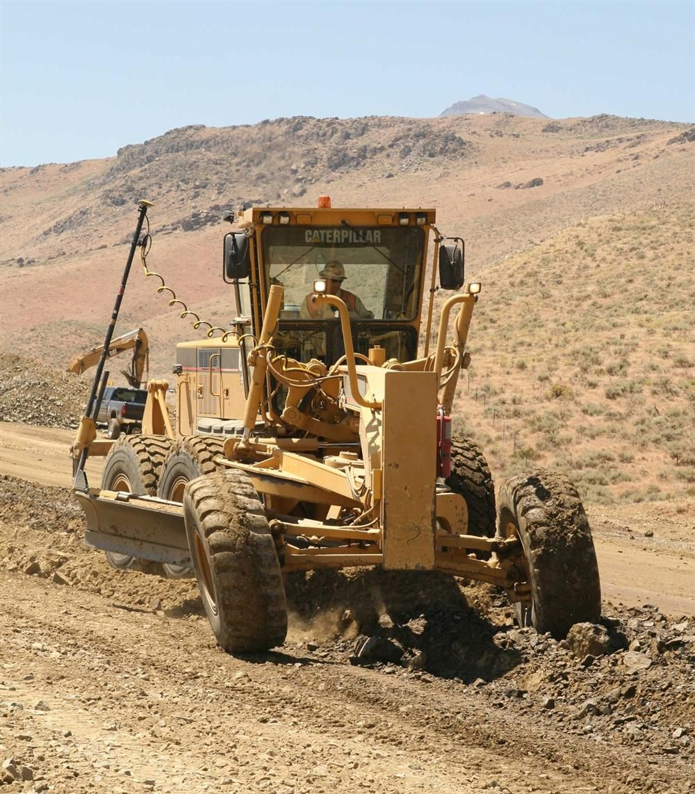 3D-MC2 technology is available for motorgraders.