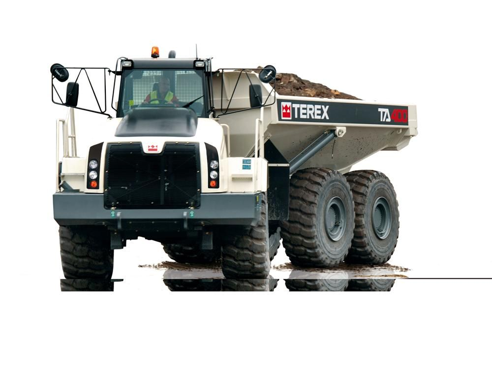 Features of the new Terex Gen 9 articulated truck lease program include no money down, low monthly payments, the ability to return or sell the trucks at the end of the lease terms.
