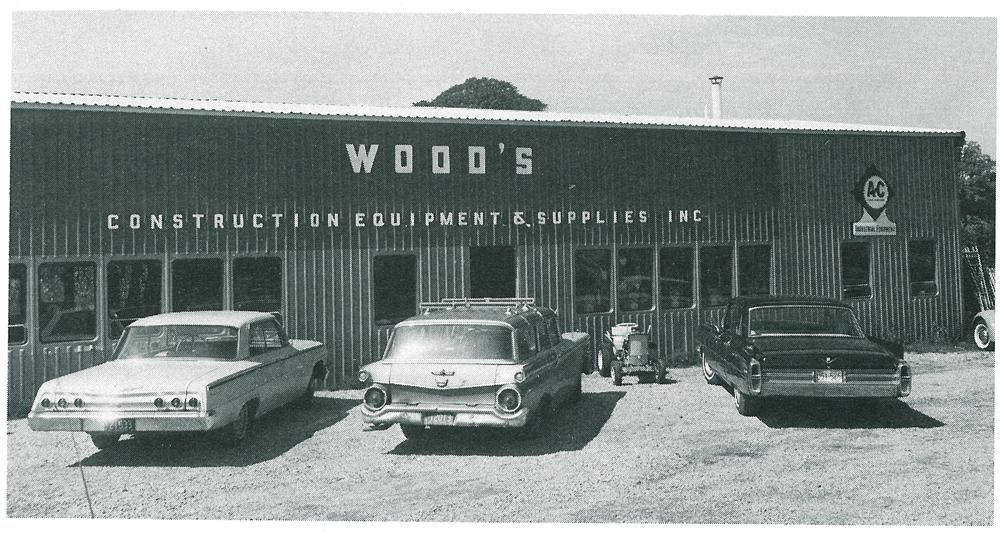 CRW Corp. opened its doors as Wood's Construction Equipment and Supplies in South Burlington, Vt., in 1961.