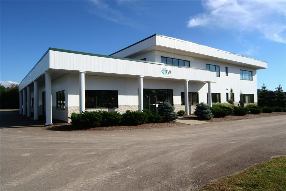 The Wood's CRW headquarters is located in Williston, Vt.