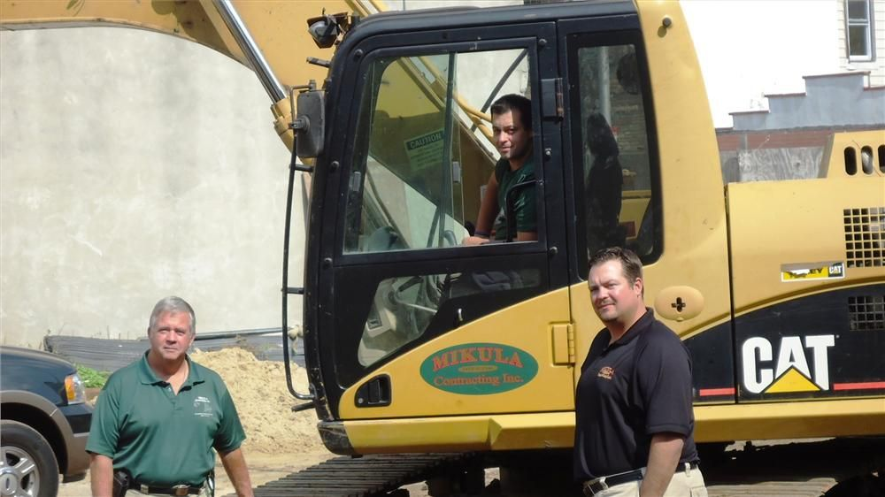 The Mikulas favor Cat equipment because the power and reliability the machines deliver makes them trusted workhorses.
