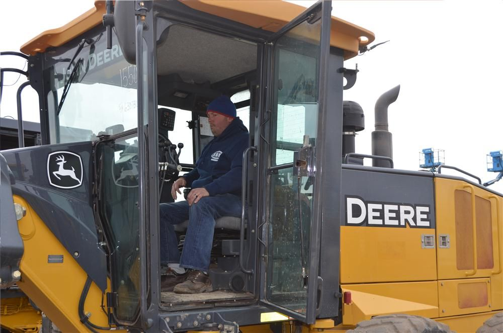 Bob Boogertman, owner of Boogertman Builders and Excavating, Lakeville, Pa., considers adding to his fleet of equipment.