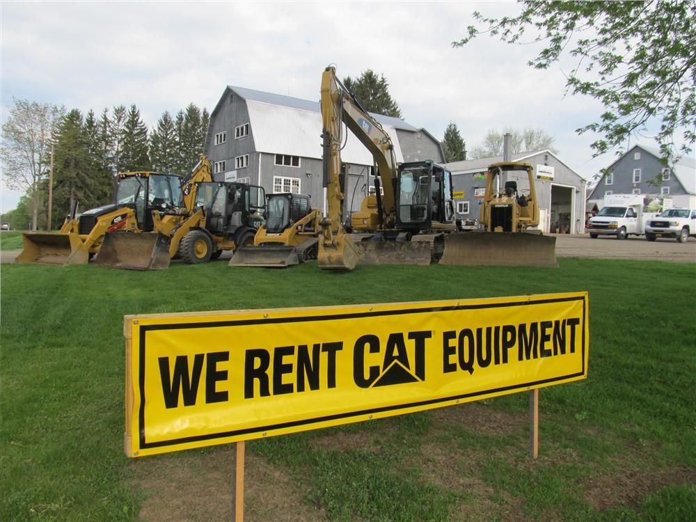 Located in Ithaca, N.Y., Carson Rental and Supply serves customers throughout Tompkins County.