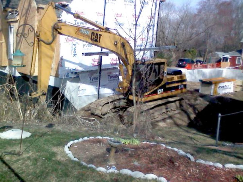 ADH Contracting Inc. offers a wide range of excavation services, including installing roads (a complete package from cutting trees to asphalt), site work and site projects, such as water treatment plants, installing septic systems, excavation for all hous