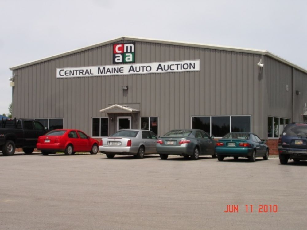 Central Maine Auction Holds Liquidation Sale In Hermon Story Id