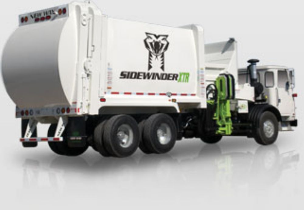 Wood Company is now the authorized distributor of the complete and varied line of New Way refuse trucks for all of New England.
