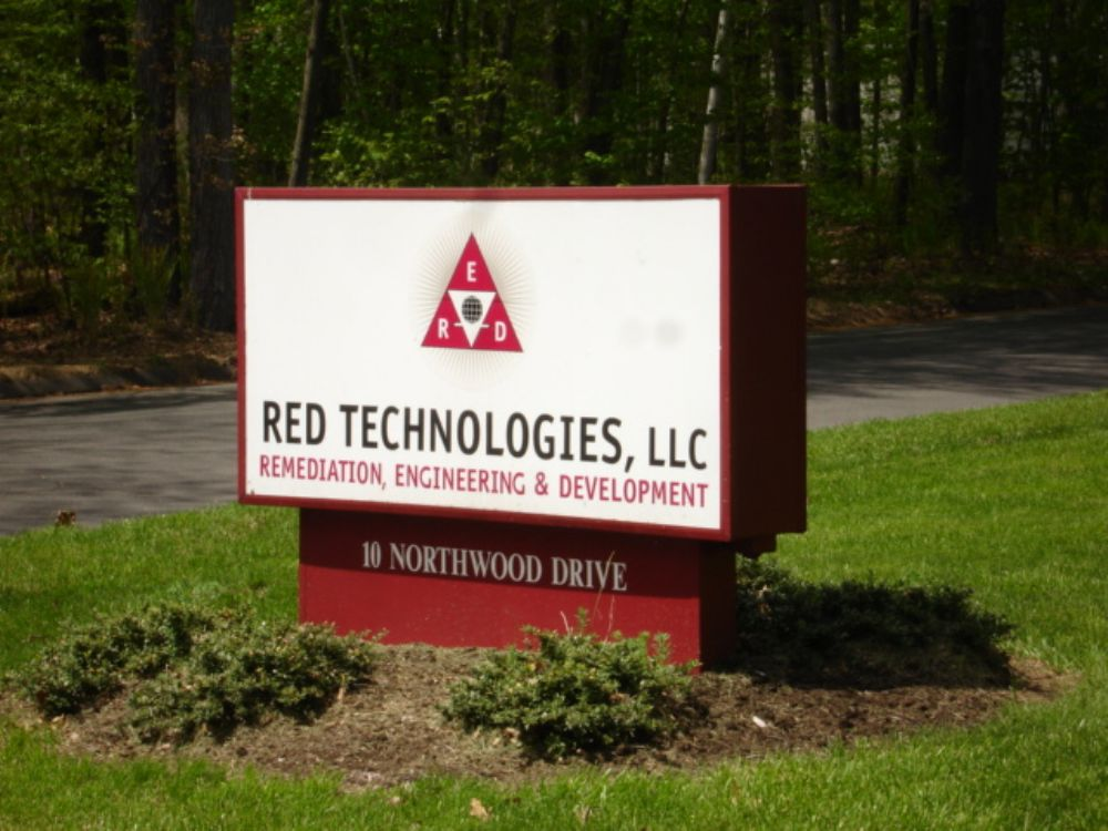 RED Technologies is located in Bloomfield, Conn.