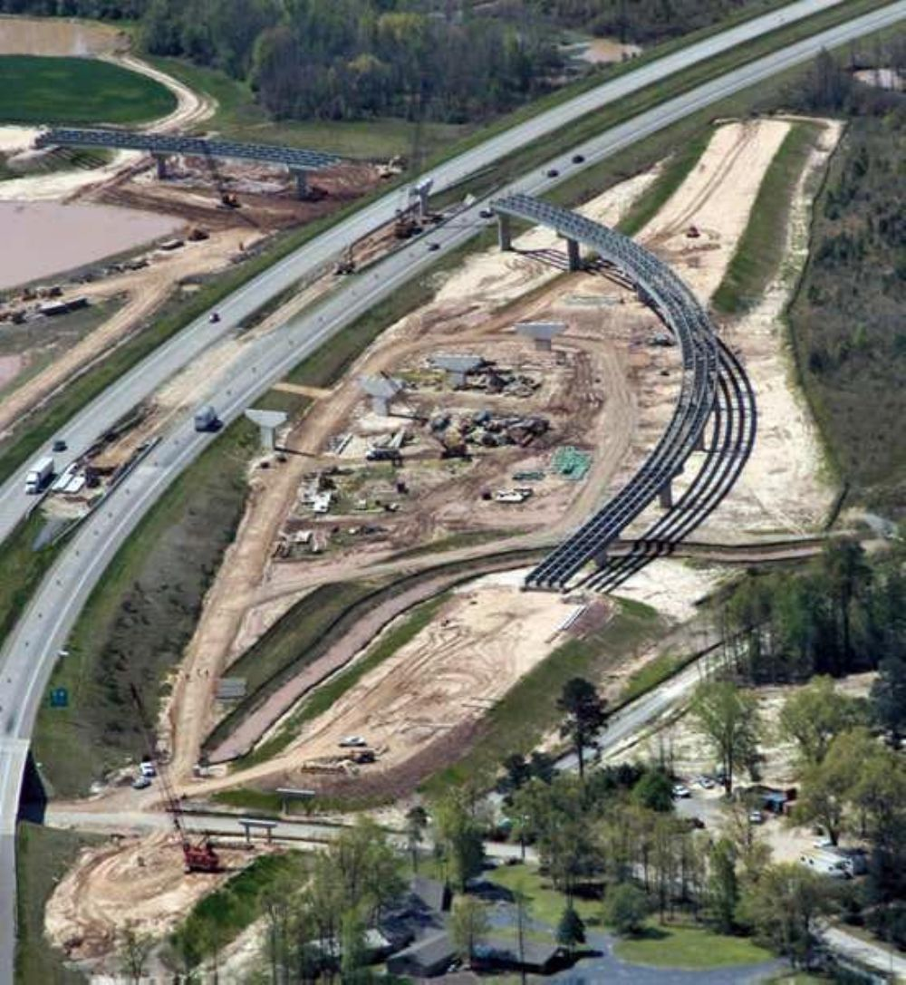 The Arkansas State Highway and Transportation Department (AHTD) is in the midst of constructing a 38.5-mi. (61.9 km) road designed to connect Interstate 530 in Pine Bluff to U.S. 278 in Wilmar.
