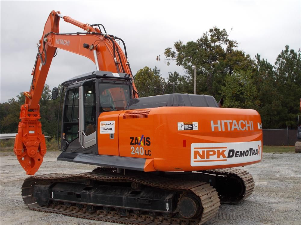 Committing to a rental fleet of late model, low-hour excavators with new NPK attachments fulfills an underutilized niche in the marketplace and provides an excellent opportunity to grow greater customer awareness of the NPK product line.