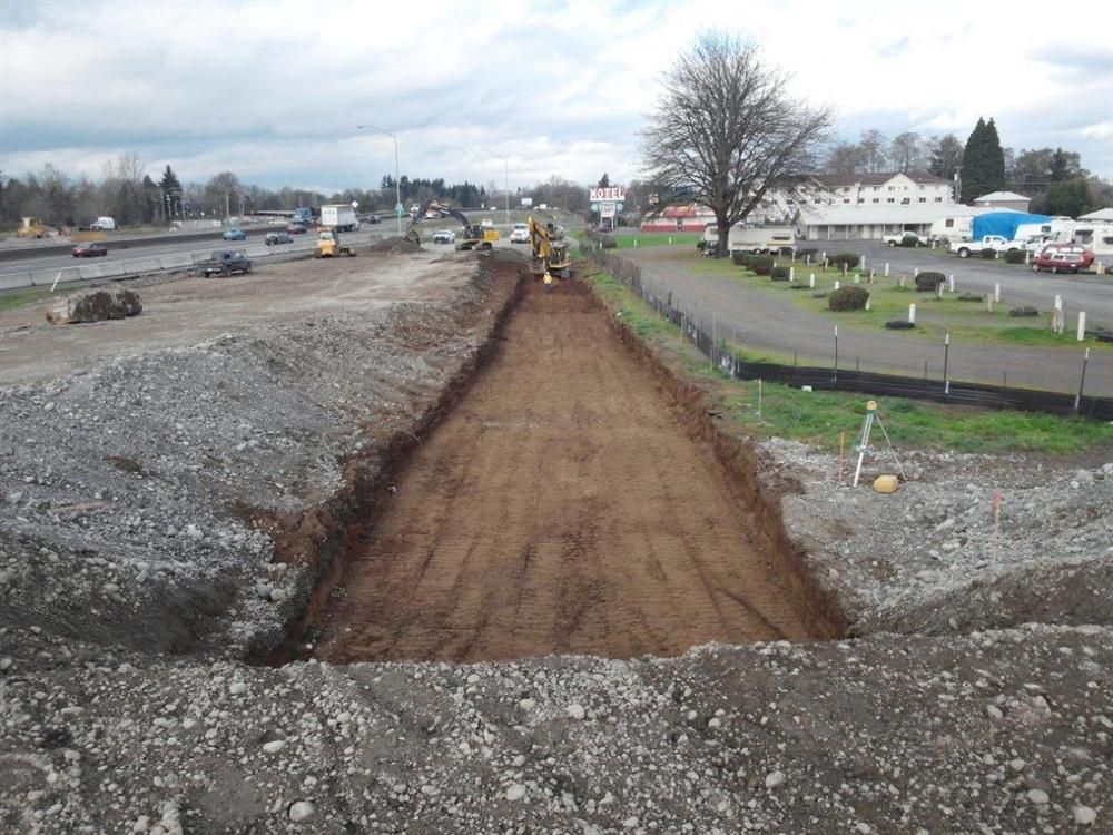 The last part of the project will be the improvements to Harrison Avenue, which should start in June 2015.