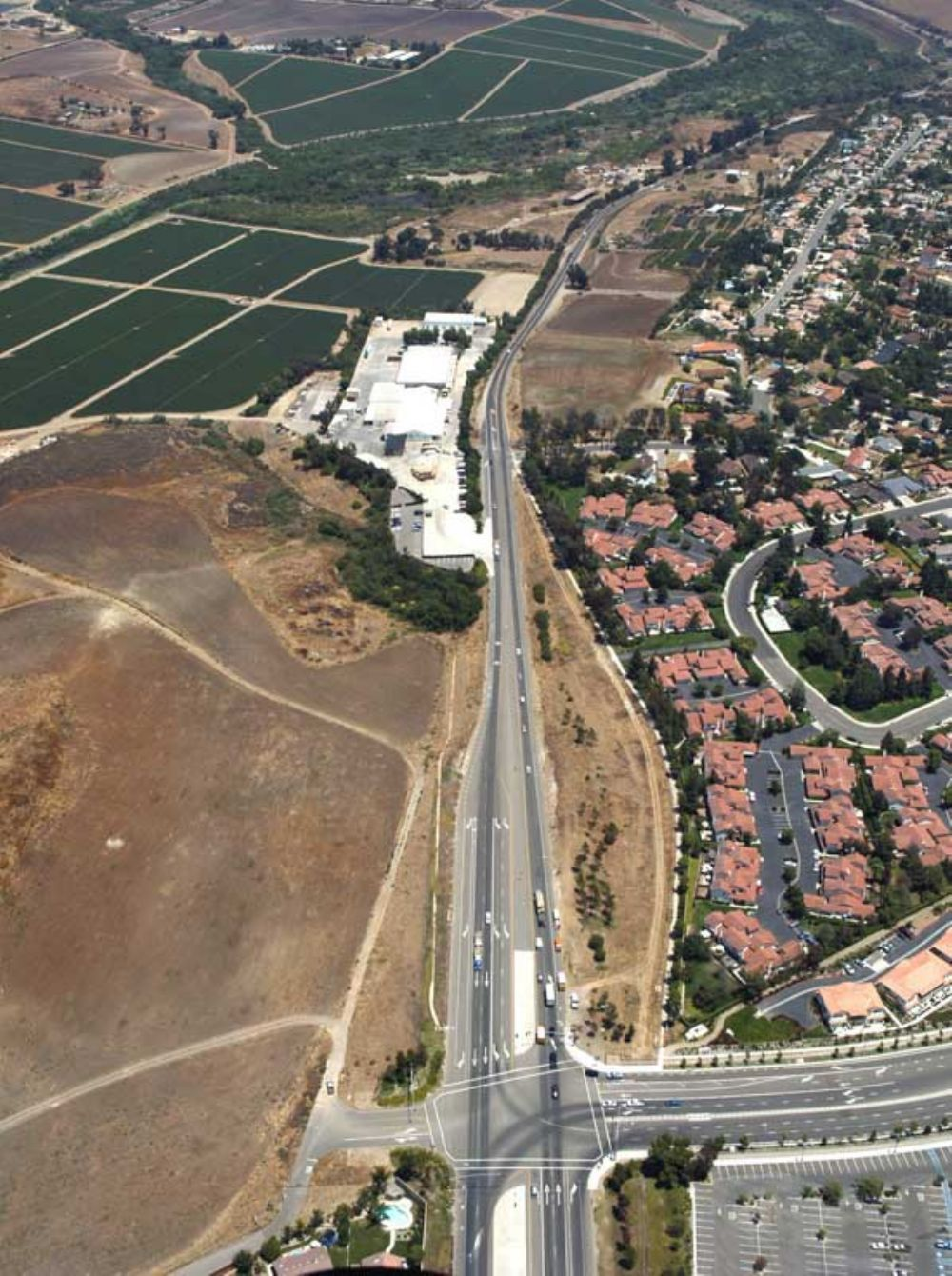 The estimated $240 million project will develop a four-lane conventional highway from South Mission Road to just east of Interstate 15. The SR-76/I-15 interchange also will be widened.