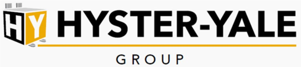 Hyster-Yale Materials Handling, Inc. and Hyster-Yale Group, Inc. will adopt a new corporate logo on January 1, 2016.