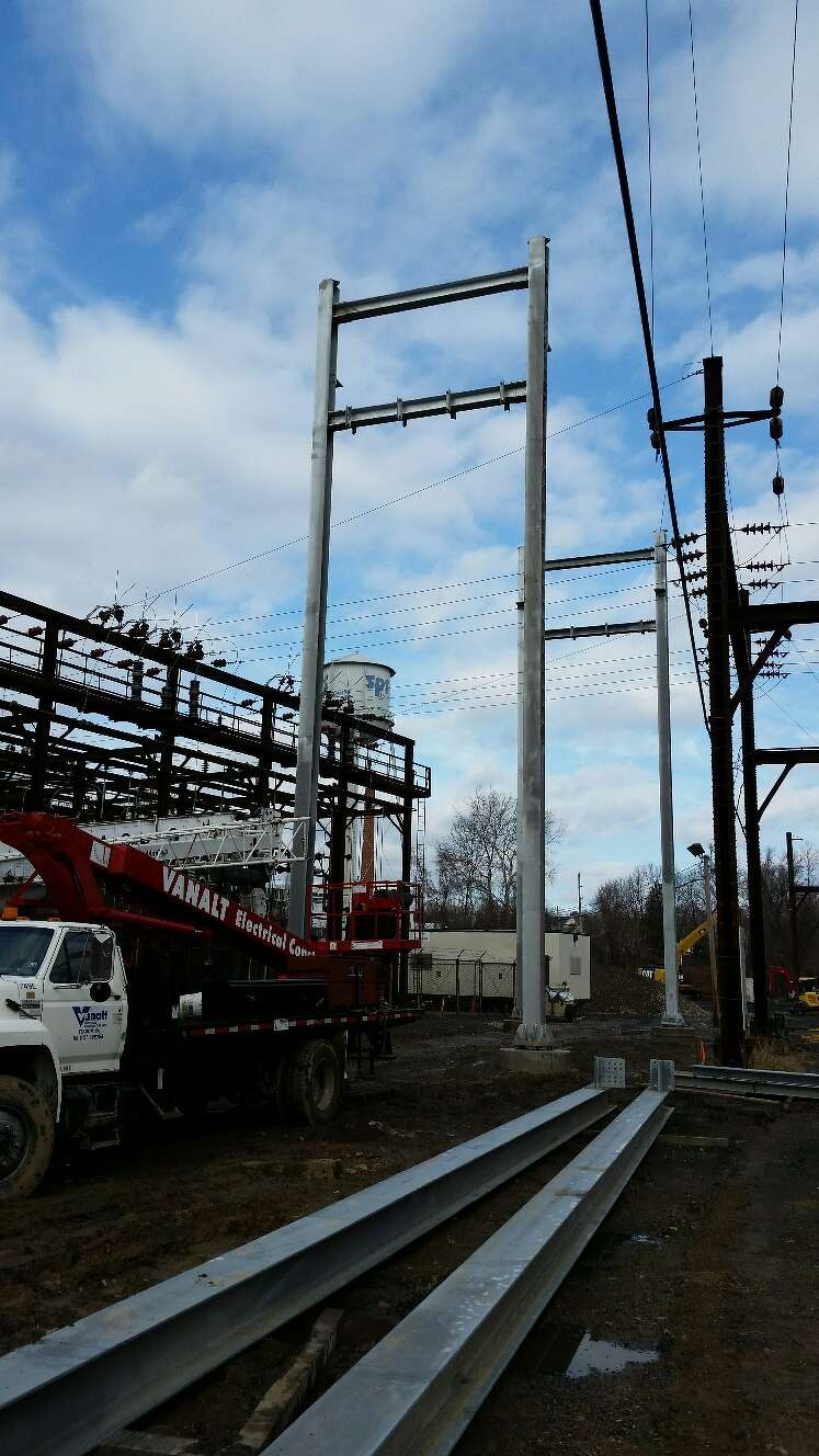 The existing Jenkintown electric power building was constructed in the early 1930s, and plays a key role in providing electricity to power the SEPTA trains that run on the Doylestown, West Trenton and Warminster lines.