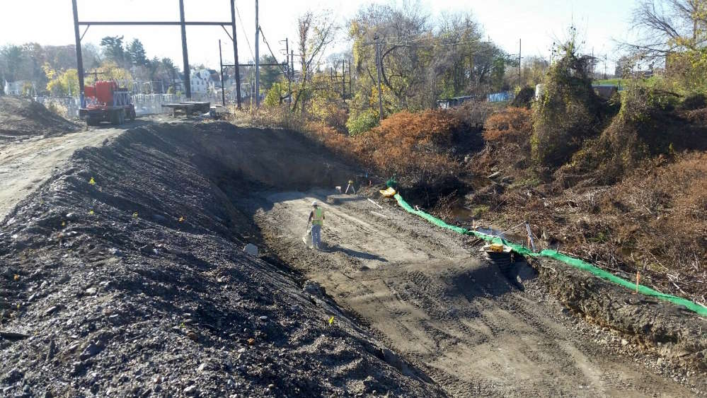 The project is part of SEPTA's overall plan to replace all of the power substations on the former Reading Railroad System as a result of its 1993 Regional Railroad Division Traction Power System Study.